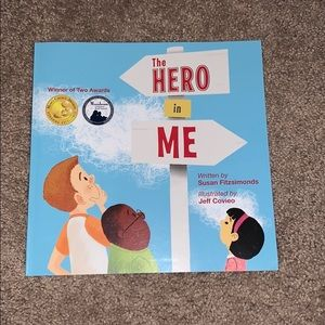 The Hero in Me by Susan Fitzsimonds used